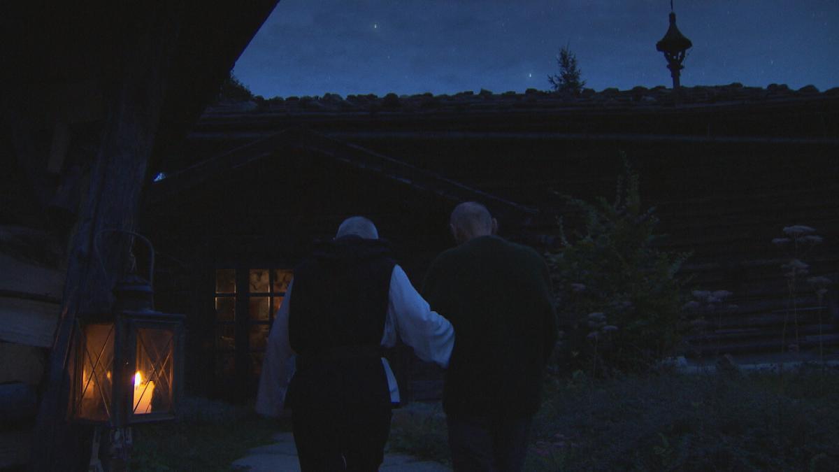 Haus der Stille_Puregg_Nacht©Metafilm_Robert Neumüller