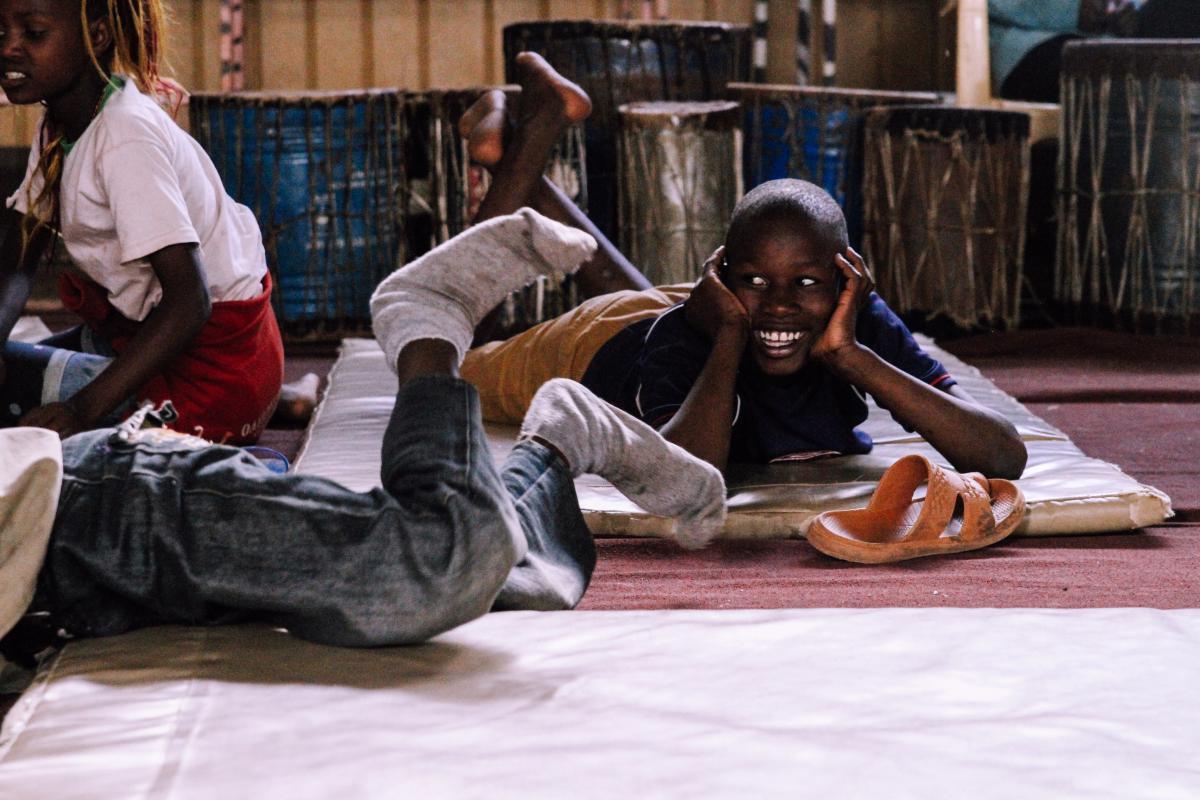 Kinder in Nairobi 3_Talente©Metafilm_Jasmin Baumgartner