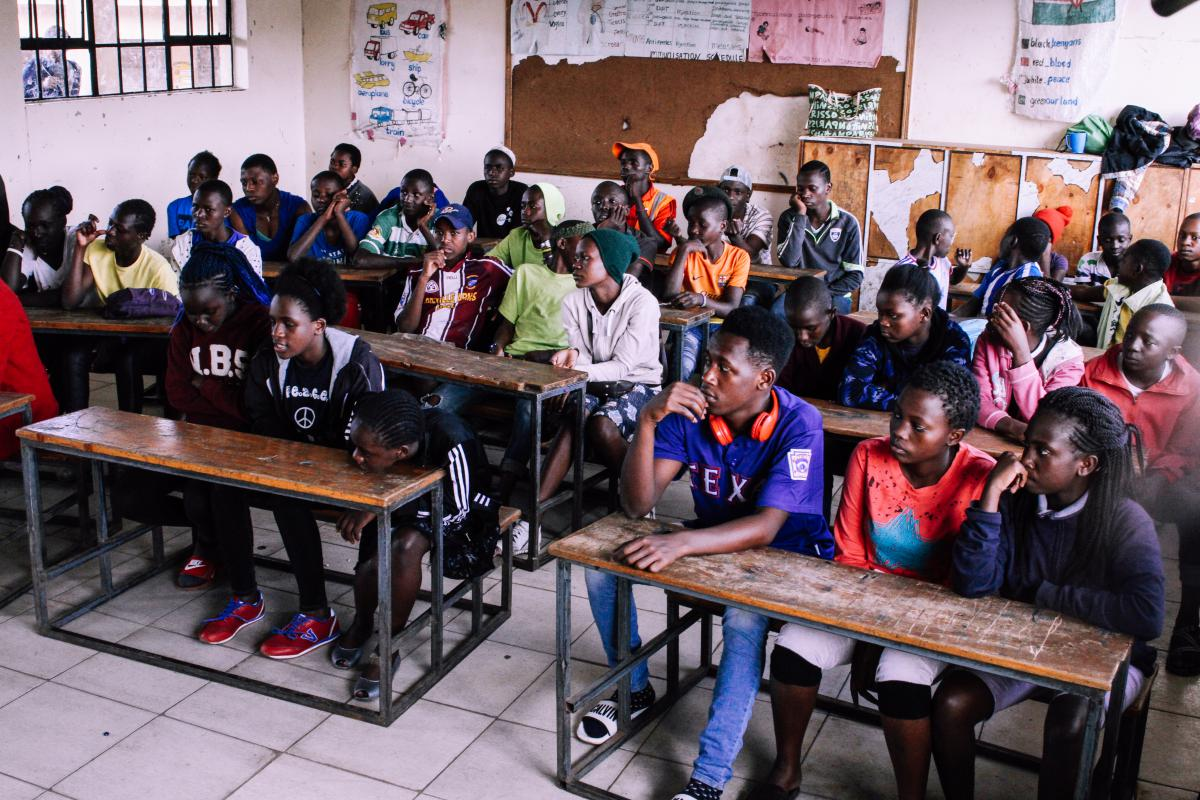 Kinder in der Schule 1_Talente©Metafilm_Jasmin Baumgartner