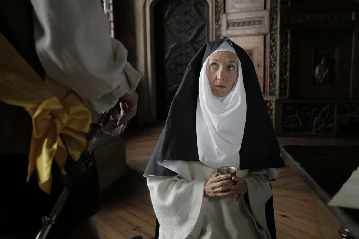 Nonne Klara Staiger 7 – beim Bestechen eines schwedischen Oberst